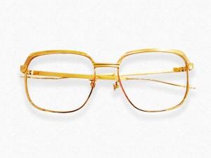 金縁眼鏡 高い