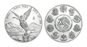 リベルタード 銀貨
