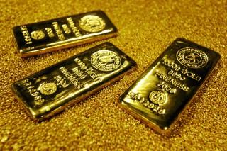 ゴールドインゴット